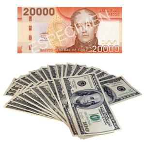 Forex pesos dolares